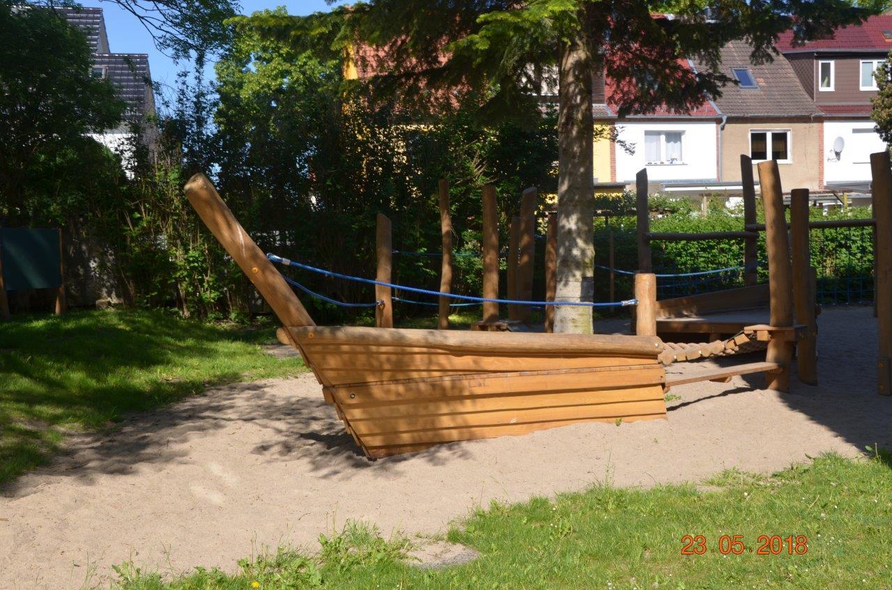 Hort Montessori Grundschule Stralsund Lebensräume
